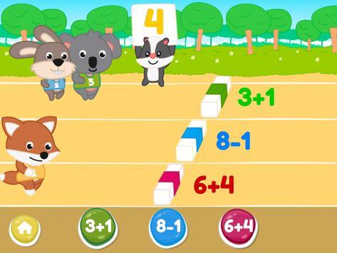 Juegos Educativos. Matemática captura de pantalla 19
