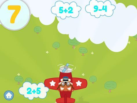Juegos Educativos. Matemática captura de pantalla 21