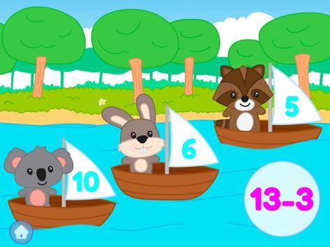 Juegos Educativos. Matemática captura de pantalla 4