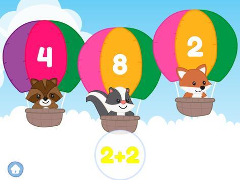 Juegos Educativos. Matemática captura de pantalla 9