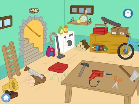 Educational Games. Memory screenshot 1