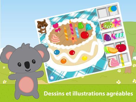 Jeux Éducatifs. Mémoire capture d'écran 2
