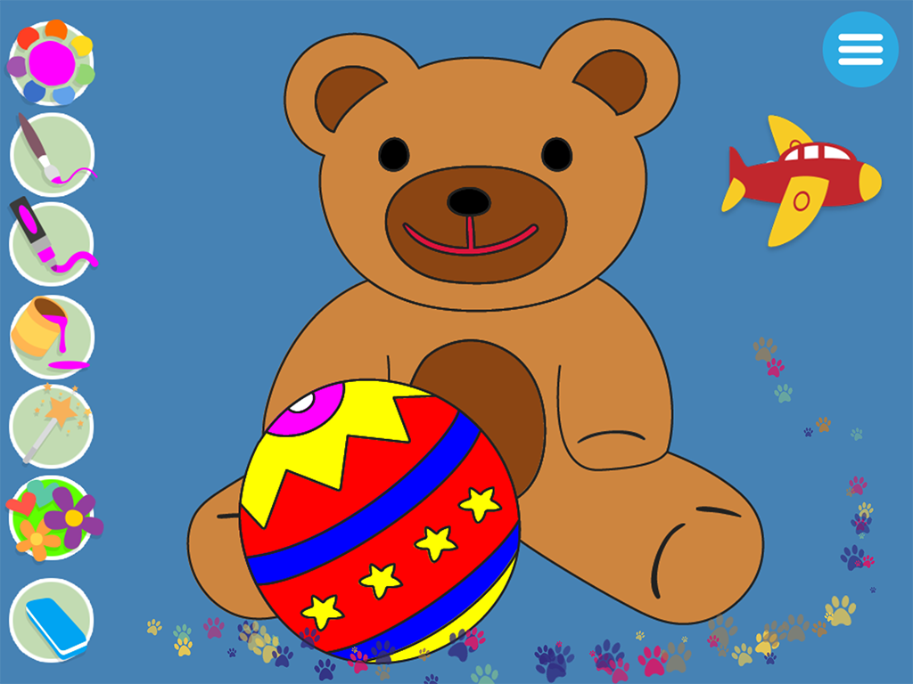 Kids painting & coloring game APK 2.3 Download for Android ...