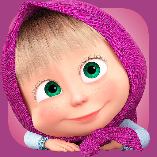 Download Masha and the Bear. Games & Activities For Android