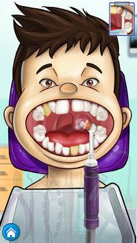 Dentist games screenshot 5