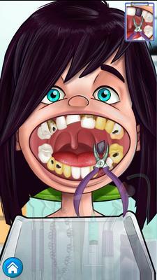 Dentist Games Screenshots