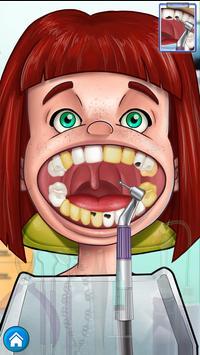 Dentist games screenshot 2