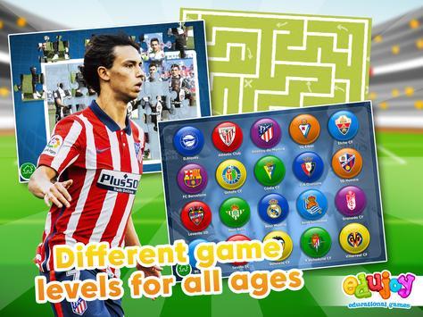 ラ・リーガ 教育用ゲーム - 子供向けゲーム スクリーンショット 11