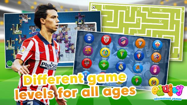 ラ・リーガ 教育用ゲーム - 子供向けゲーム スクリーンショット 3