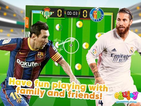 ラ・リーガ 教育用ゲーム - 子供向けゲーム スクリーンショット 8