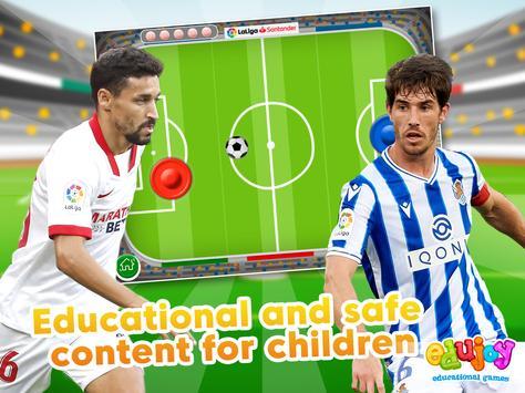 ラ・リーガ 教育用ゲーム - 子供向けゲーム スクリーンショット 9