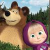 Маша и медведь: обучающие игры иконка