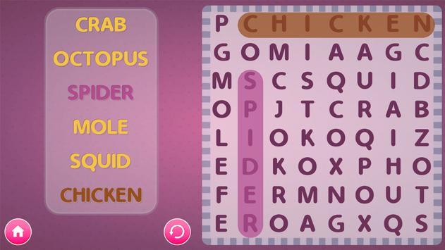 ماشا والدب. ألعاب تعليمية تصوير الشاشة 15