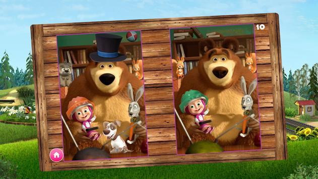 masha y el oso juegos educativos descargar