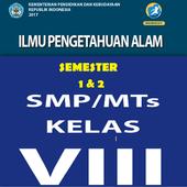 Materi IPA Kelas 8 Kurikulum 2013 icon