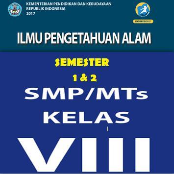 Materi IPA Kelas 8 Kurikulum 2013 poster