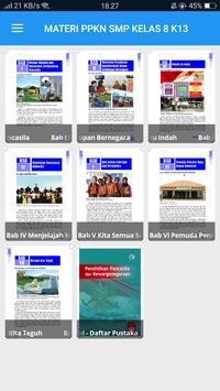 Materi PPKn SMP Kelas 8 K13 poster