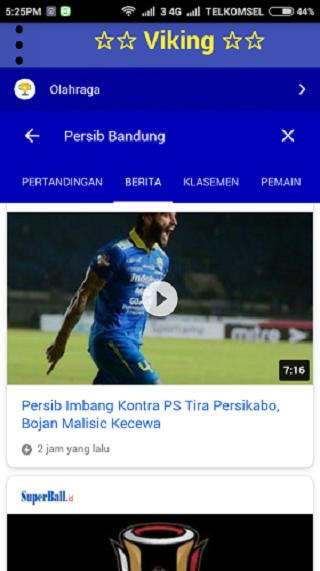 Bobotoh Viking Persib For Android Apk Download