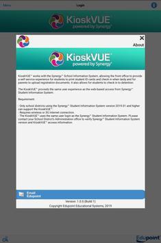 KioskVUE تصوير الشاشة 1