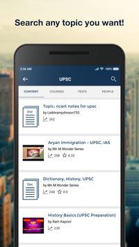 UPSC 2019: IAS/UPSC Prelims MOCK Test Preparation screenshot 9