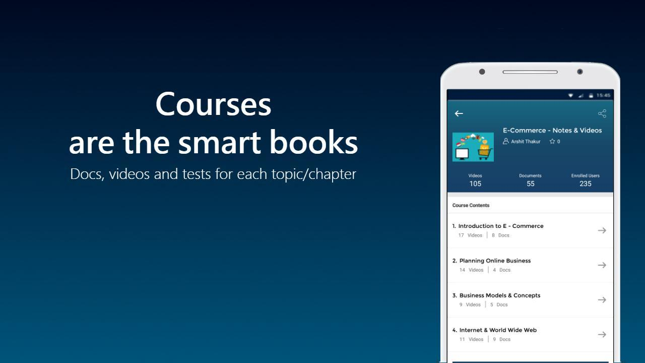 B Com Notes, Videos- All Bcom Regular Subjects App for Android - APK