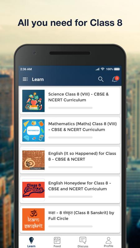 ncert solution of english class 8