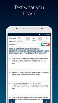 GMAT 2021 prep App-Aptitude Verbal Mock Test Paper Screenshot 4