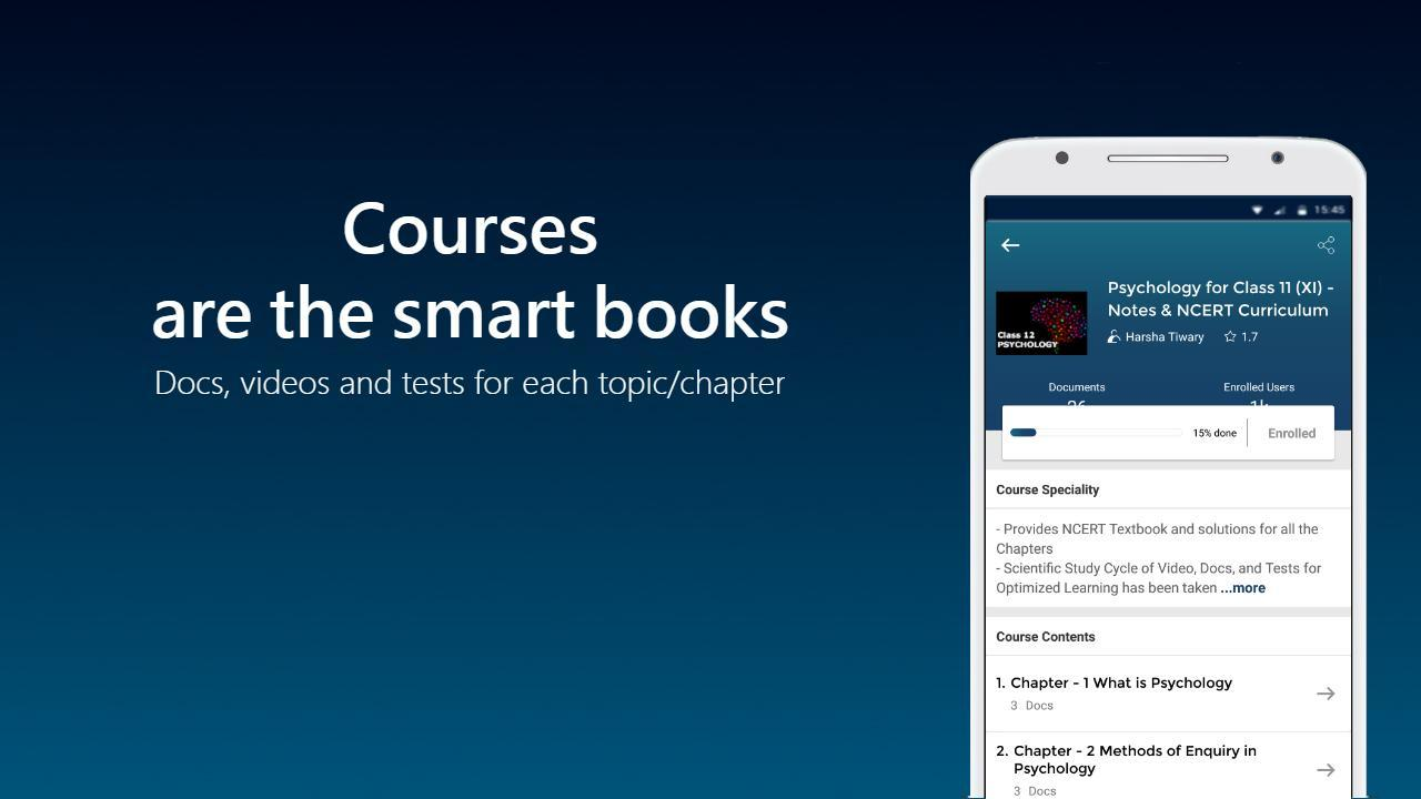 Humanities/Arts Class 11 & Class 12 CBSE NCERT App for Android - APK