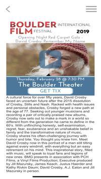 Boulder Film screenshot 3