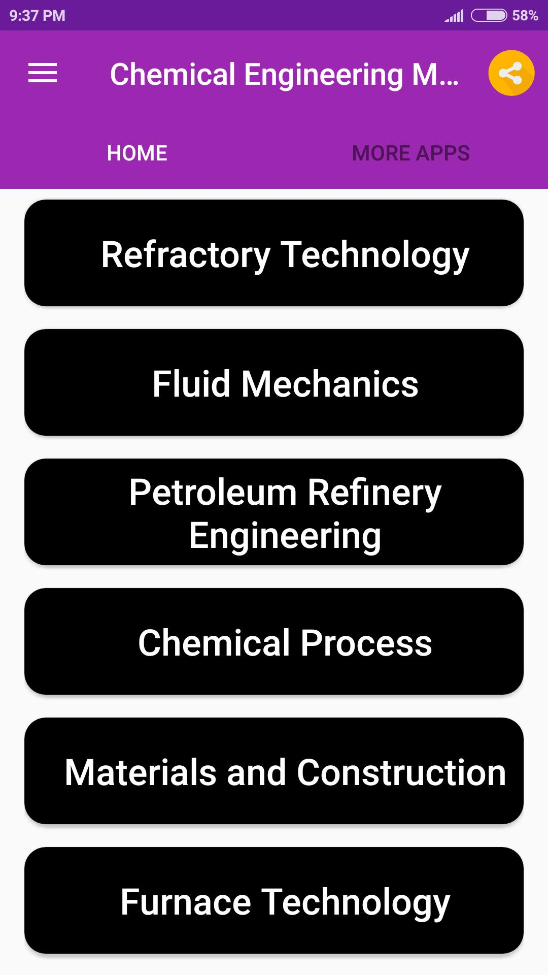 Chemical Engineering Handbook for Android - APK Download