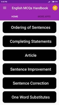 English Handbook screenshot 6