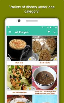 Diabetic Diet Recipes screenshot 12