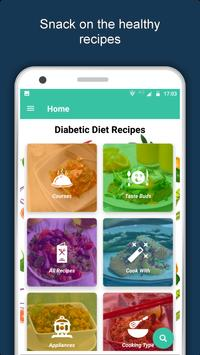 Diabetic Diet Recipes screenshot 1