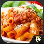 All Italian Food Recipes Offline: Healthy Cuisine 아이콘