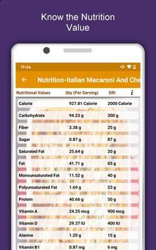 All Italian Food Recipes Offline: Healthy Cuisine 스크린샷 14