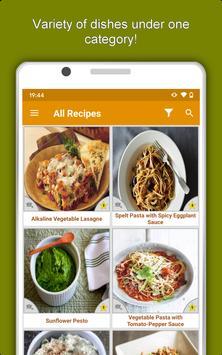 All Italian Food Recipes Offline: Healthy Cuisine 스크린샷 20