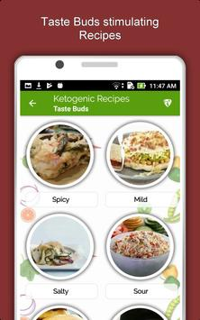 Keto Diet Recipes: Low Carb Meal, Weight Loss Plan screenshot 19
