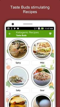 Keto Diet Recipes: Low Carb Meal, Weight Loss Plan screenshot 3
