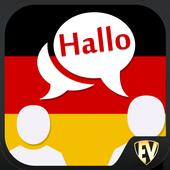 Speak German : Learn German Language Offline icon