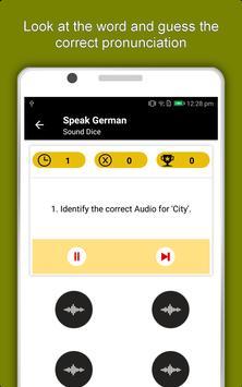 Speak German : Learn German Language Offline screenshot 12