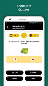 Speak German : Learn German Language Offline screenshot 2