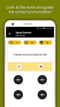 Speak German : Learn German Language Offline screenshot 4