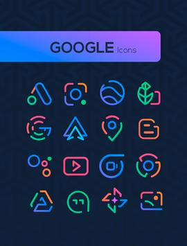 Linebit - Icon Pack 截图 1