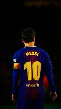 Messi HD Wallpapers screenshot 1