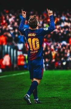 Messi HD Wallpapers screenshot 2