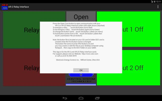 AR-2 USB Relay Control App for Android - APK Download