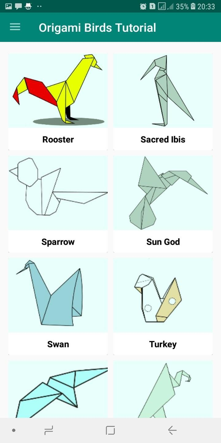 How to make a Paper Bird: Easy Origami Paper Bird Instructions | 1440x720