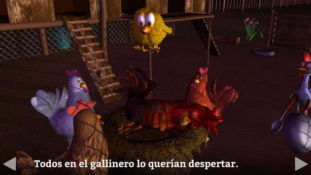 El Gallo Pinto Cuento Infantil captura de pantalla 3