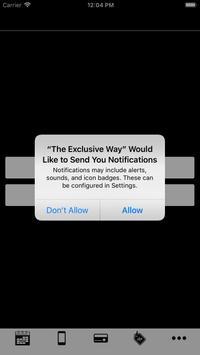 The Exclusive Way screenshot 1