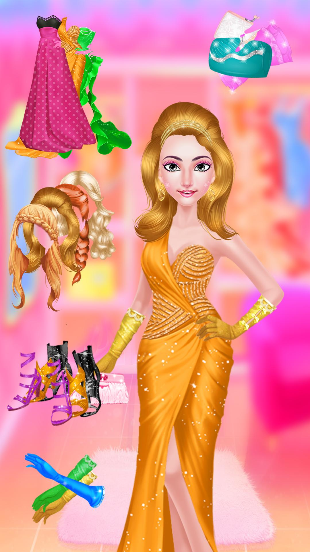Fashion Studio Dress Up Game For Android Apk Download